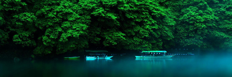 قالب زیبای طبیعت ژاپن