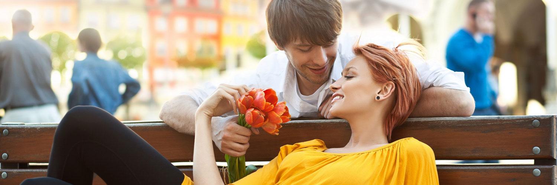 قالب زیبای زن و مرد عاشق