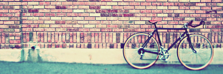 قالب زیبای دوچرخه