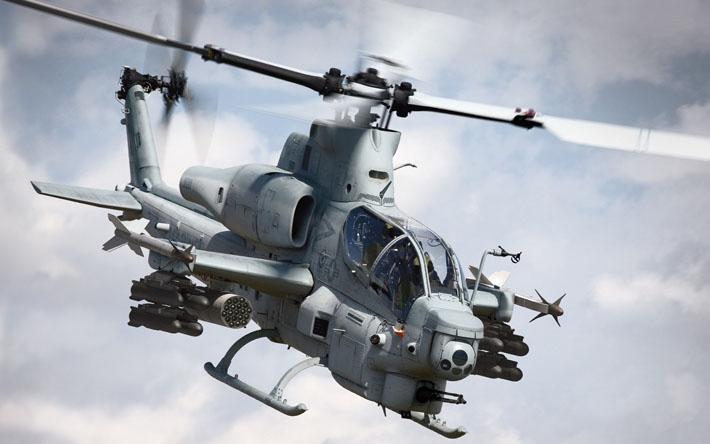 قالب زیبای هلیکوپتر کبری