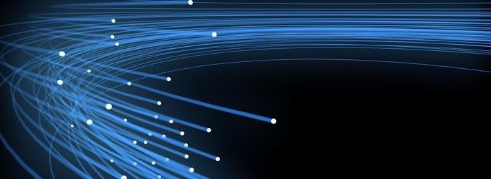 قالب زیبای فیبر نوری