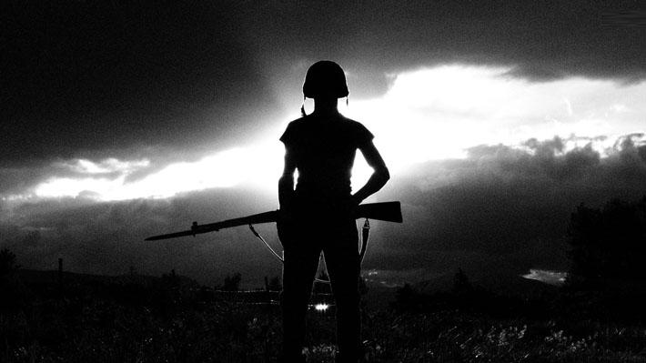 قالب زیبای سرباز