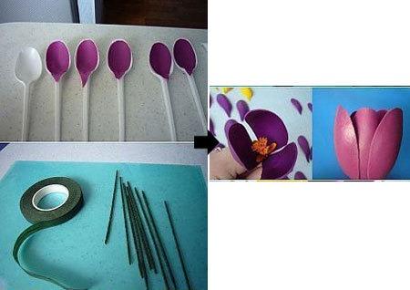 آموزش ساخت گل تزیینی جدید با ترفند های خاص! , گل, ساخت, خاص, جدید, ترفند, آموزش