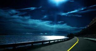 قالب جاده شب , قالب زیبای جاده, قالب درباره جاده شب, قالب جاده و ماه, قالب جاده شب میهن بلاگ, قالب جاده شب در کنار دریا, قالب جاده شب پرشین بلاگ, قالب جاده شب بلاگفا, قالب جاده شب, قالب با موضوع جاده شب, شب, دریا, جاده